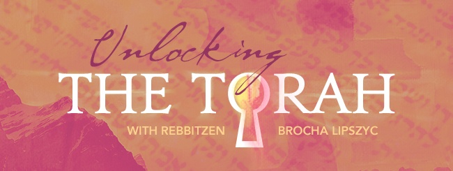 Unlocking the Torah
